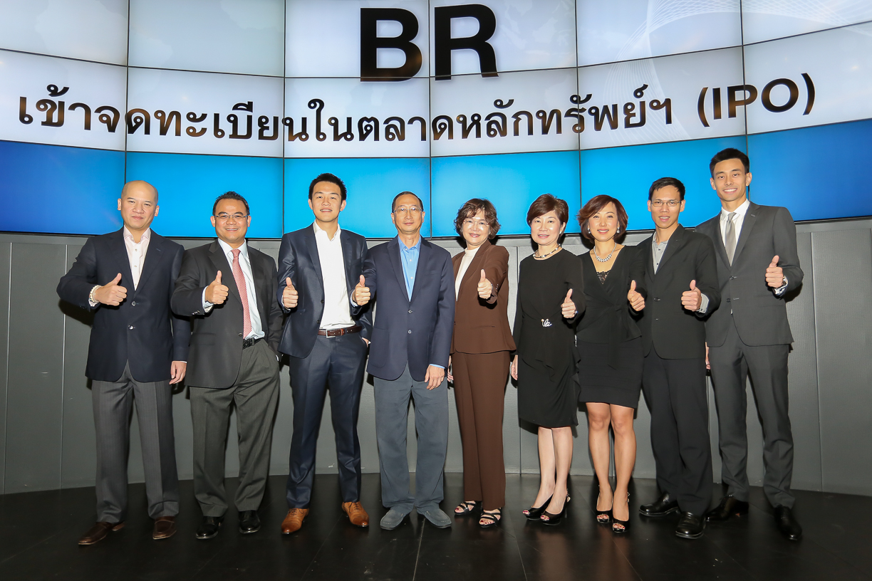 BANGKOK RANCH PLANS TO RETURN TO SET WITH IPO IN Q3